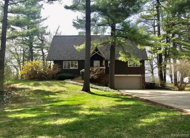 470 Saint Andrews Dr, Gladwin, MI 48624 (MLS #2210053078) :: Kelder Real Estate Group