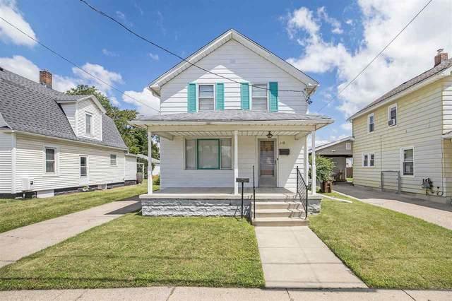 110 Gibson, Jackson, MI 49202 (MLS #21096419) :: Kelder Real Estate Group