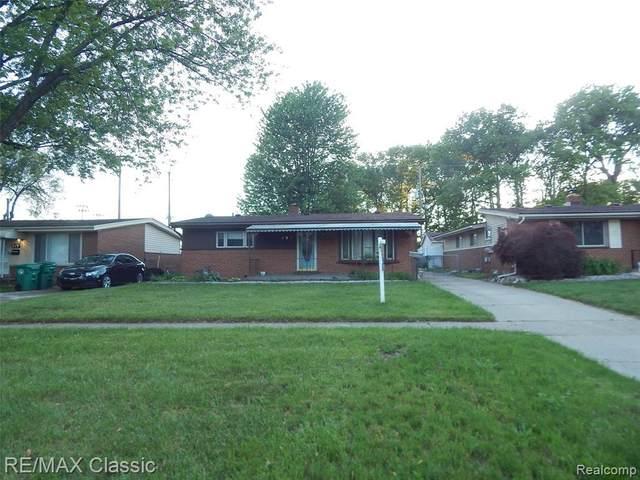 227 Henry Ruff Rd, Garden City, MI 48135 (MLS #2210053138) :: Kelder Real Estate Group