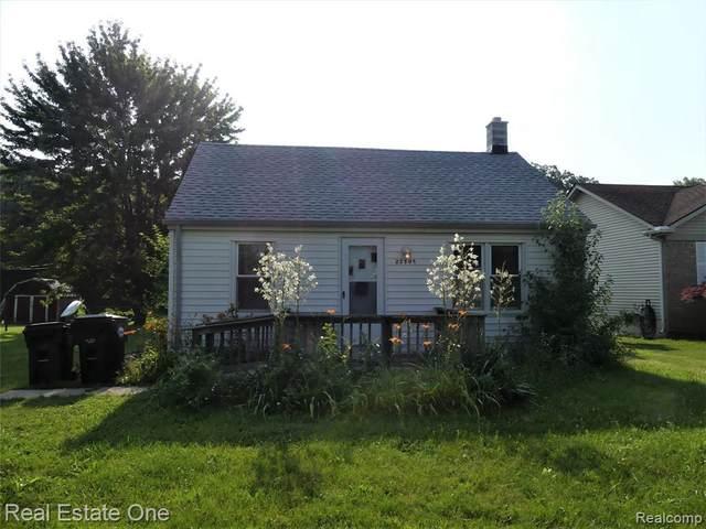 22505 Monterey Dr, Woodhaven, MI 48183 (MLS #2210051638) :: Kelder Real Estate Group