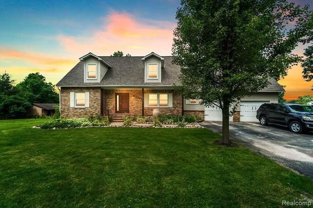 2090 Montague Rd, Davison, MI 48423 (MLS #2210053304) :: Kelder Real Estate Group