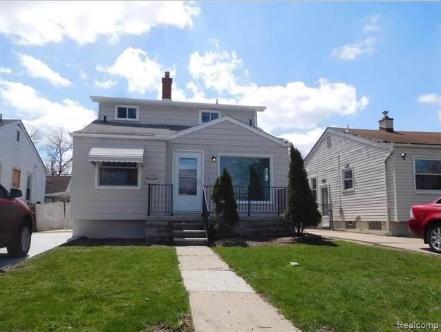 2183 Detroit Ave, Lincoln Park, MI 48146 (MLS #2210052371) :: Kelder Real Estate Group