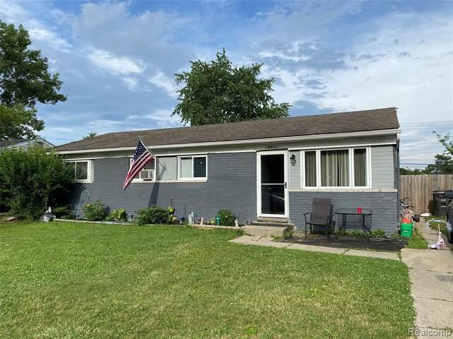 15401 Kerstyn St, Taylor, MI 48180 (MLS #2210053347) :: Kelder Real Estate Group
