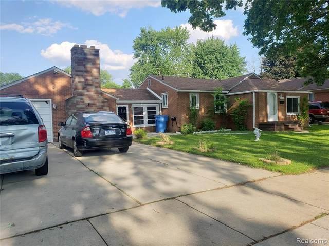 8320 Nightingale St, Dearborn Heights, MI 48127 (MLS #2210053402) :: Kelder Real Estate Group