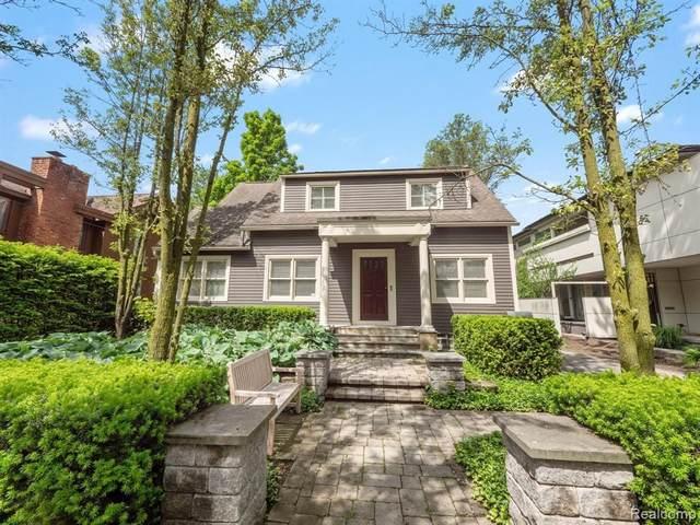 347 Greenwood St, Birmingham, MI 48009 (MLS #2210053457) :: Kelder Real Estate Group