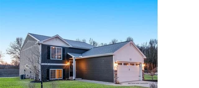 147 St Clair Circle, Brooklyn, MI 49230 (MLS #202102135) :: Kelder Real Estate Group