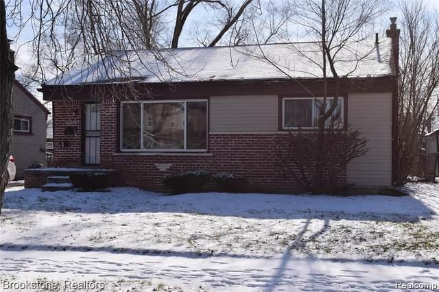 29967 Spring Arbor Dr, Inkster, MI 48141 (MLS #2210053481) :: Kelder Real Estate Group