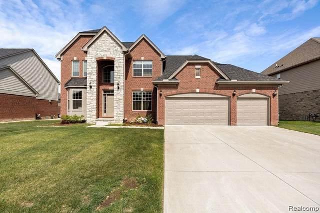 4108 Rockingham Dr, Troy, MI 48085 (MLS #2210053588) :: Kelder Real Estate Group