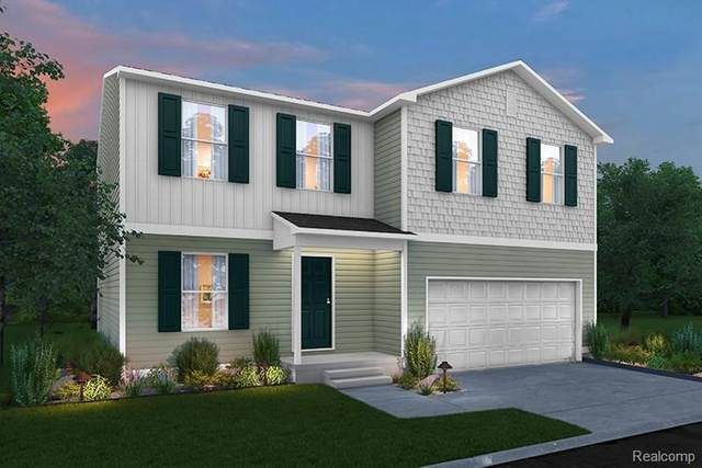 100 Ash St, Corunna, MI 48817 (MLS #2210053723) :: Kelder Real Estate Group