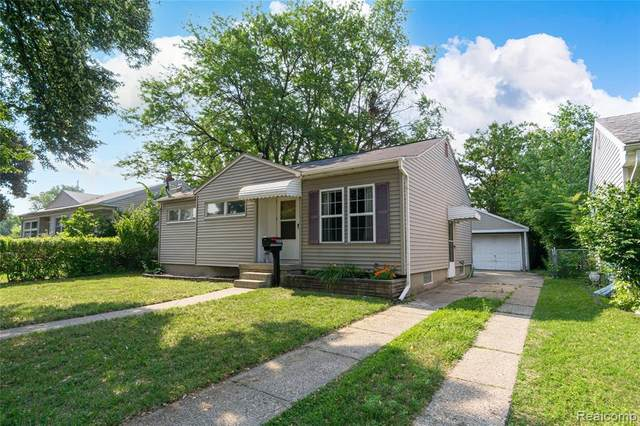 3838 Whittier Ave, Flint, MI 48506 (MLS #2210053285) :: Kelder Real Estate Group