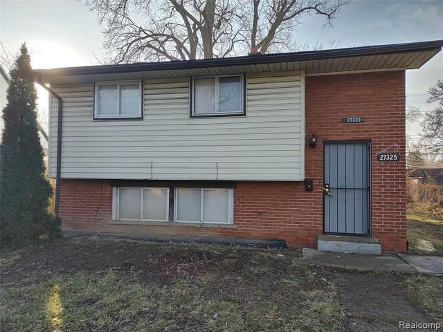27325 New York St, Inkster, MI 48141 (MLS #2210052340) :: Kelder Real Estate Group