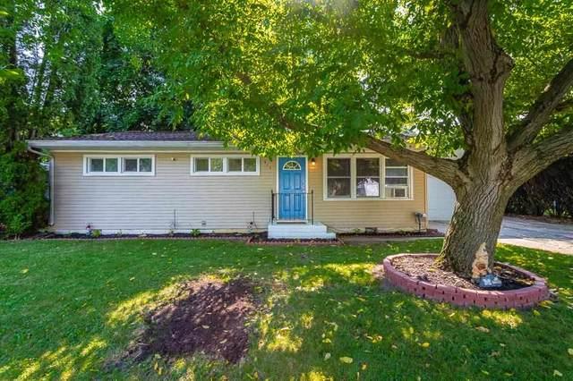 917 Browning Ave, Jackson, MI 49202 (MLS #202102149) :: Kelder Real Estate Group
