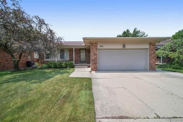 1855 Lakewood Dr, Troy, MI 48083 (MLS #2210045672) :: Kelder Real Estate Group