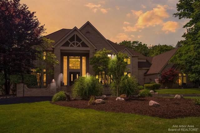 2025 Valleyview Dr, Ann Arbor, MI 48105 (MLS #3282373) :: Kelder Real Estate Group