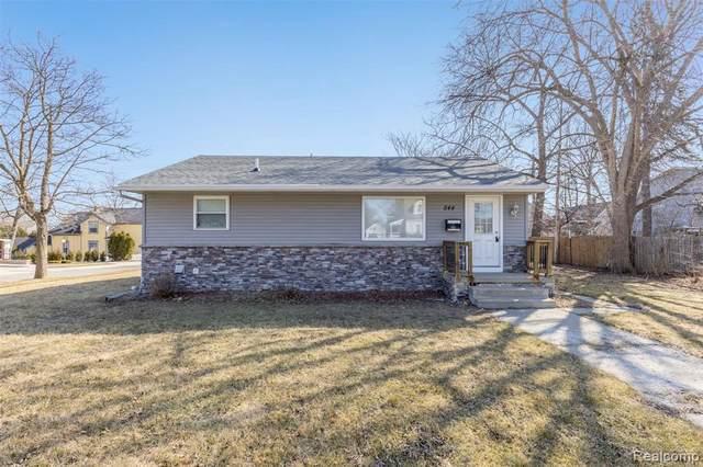 544 N Main St, Lapeer, MI 48446 (MLS #2210053965) :: Kelder Real Estate Group