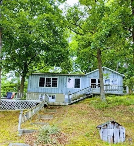 4405 Skinner Lake Rd, Lapeer, MI 48446 (MLS #2210054116) :: Kelder Real Estate Group