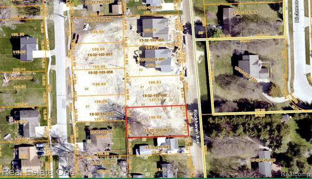3120 Rockhaven Ave, Rochester Hills, MI 48309 (MLS #2210054121) :: The BRAND Real Estate