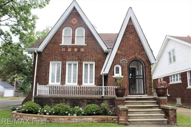 3964 Yorkshire Rd, Detroit, MI 48224 (MLS #2210054347) :: Kelder Real Estate Group