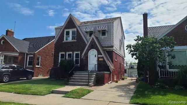6120 Orchard Ave, Dearborn, MI 48126 (MLS #2210054231) :: Kelder Real Estate Group