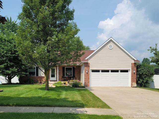 817 Stetson St, Tecumseh, MI 49286 (MLS #3282411) :: Kelder Real Estate Group
