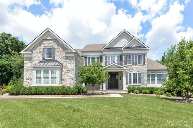 2153 Parkview Ct, Ann Arbor, MI 48105 (MLS #3282369) :: Kelder Real Estate Group