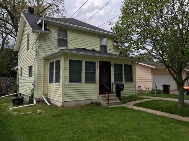 1126 S West Ave, Jackson, MI 49203 (MLS #202102174) :: Kelder Real Estate Group