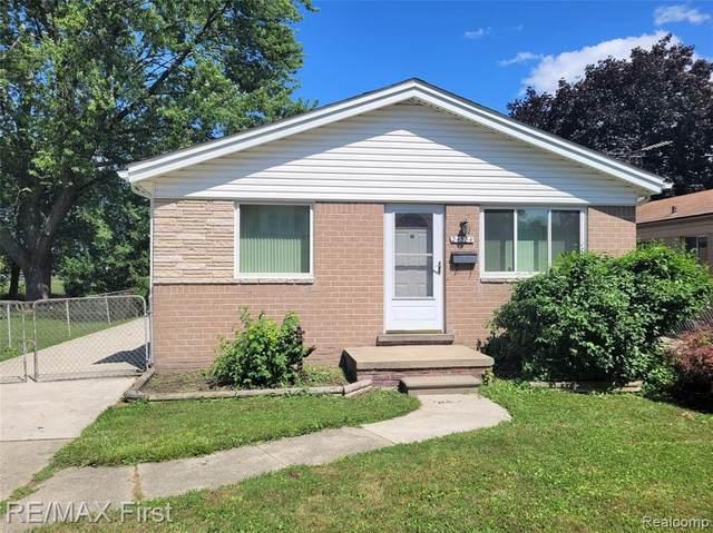 24584 Brittany Ave, Eastpointe, MI 48021 (MLS #2210054461) :: Kelder Real Estate Group
