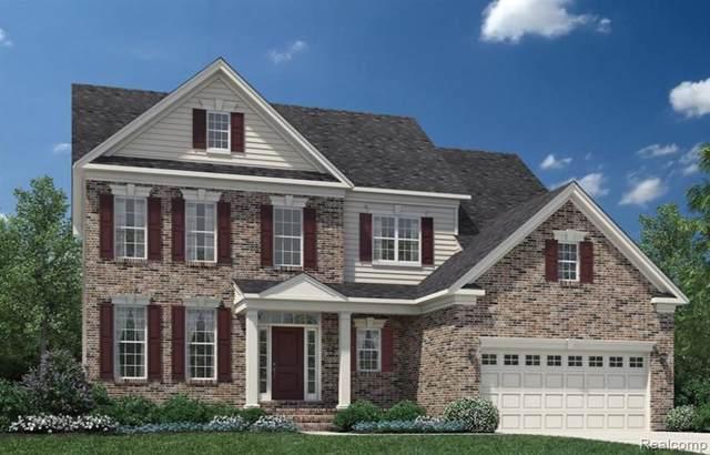 50598 Amberwood Rd, Canton, MI 48188 (MLS #2210054516) :: Kelder Real Estate Group