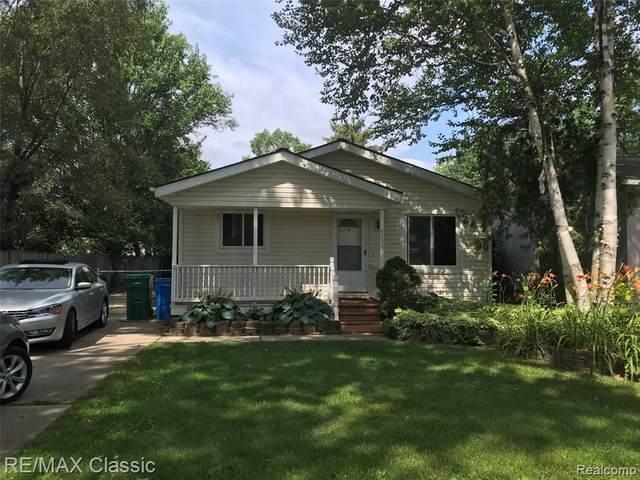 5643 Kalkaska St, Update, MI 48382 (MLS #2210054530) :: Kelder Real Estate Group