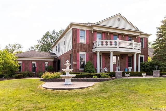 7252 Andover Dr, Canton, MI 48187 (MLS #2210054268) :: Kelder Real Estate Group