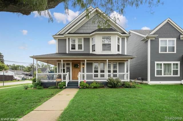 2340 Hamata St, Ferndale, MI 48220 (MLS #2210054494) :: Kelder Real Estate Group