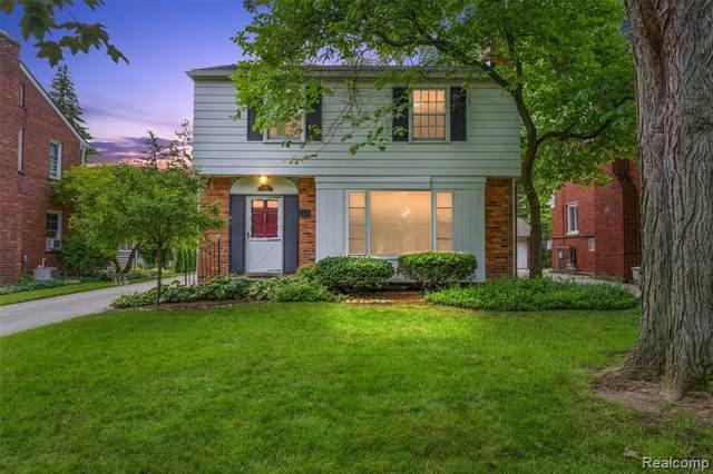 2912 Elmhurst Ave, Royal Oak, MI 48073 (MLS #2210054110) :: Kelder Real Estate Group