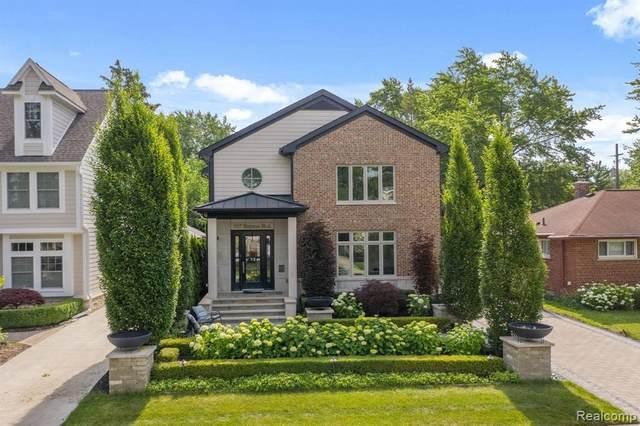 1937 Shipman Blvd, Birmingham, MI 48009 (MLS #2210050430) :: Kelder Real Estate Group