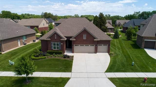 3816 Somerset Cir, Rochester Hills, MI 48309 (MLS #2210054357) :: Kelder Real Estate Group