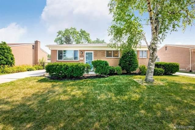 30632 Roan Dr, Warren, MI 48093 (MLS #2210054643) :: Kelder Real Estate Group