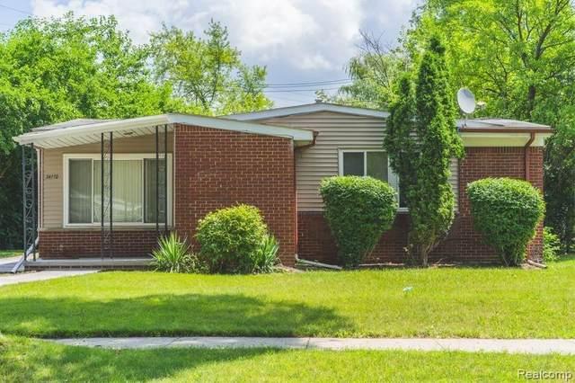 24110 Stratford St, Oak Park, MI 48237 (MLS #2210054576) :: Kelder Real Estate Group