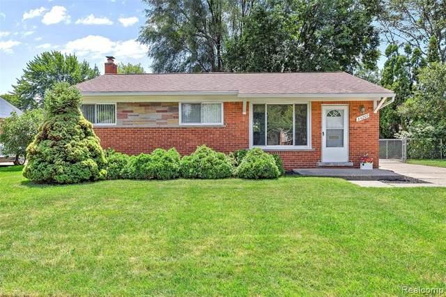 34209 Shawnee St, Westland, MI 48185 (MLS #2210054761) :: Kelder Real Estate Group