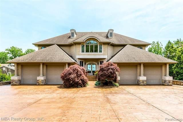 26675 E East River Rd, Grosse Ile, MI 48138 (MLS #2210048478) :: Kelder Real Estate Group