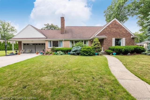 1433 Belmont St, Dearborn, MI 48128 (MLS #2210047876) :: Kelder Real Estate Group
