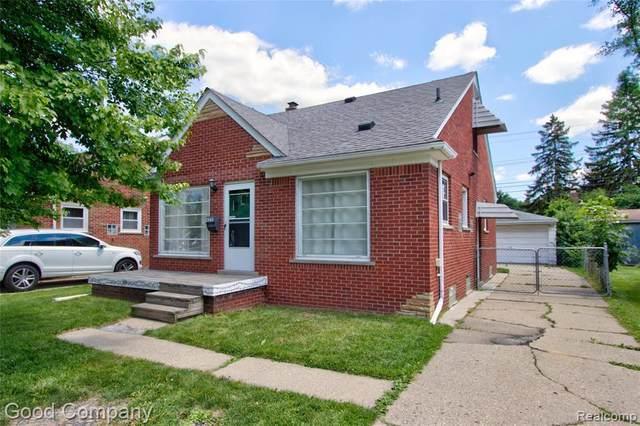 4252 Greenfield Rd, Berkley, MI 48072 (MLS #2210054885) :: Kelder Real Estate Group