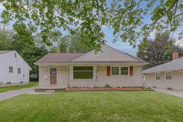 653 Sparks St, Jackson, MI 49202 (MLS #202102198) :: Kelder Real Estate Group