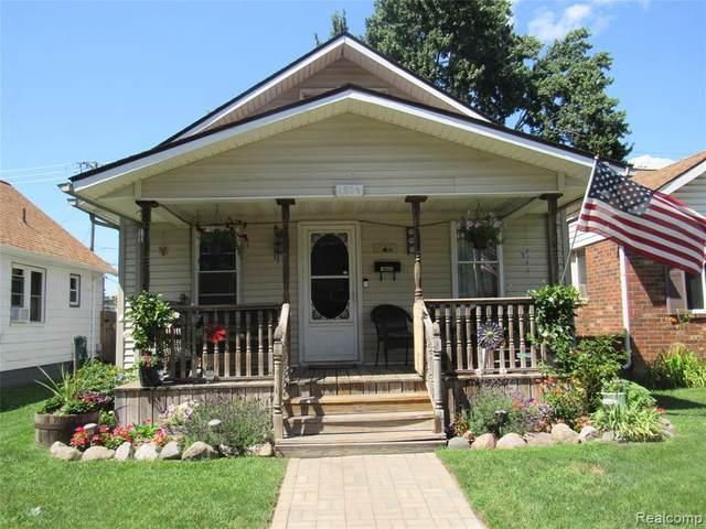 1805 E Troy St, Ferndale, MI 48220 (MLS #2210055043) :: Kelder Real Estate Group