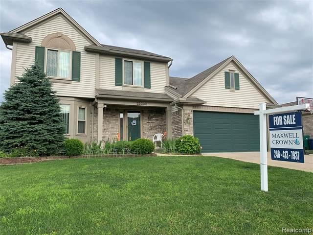 22302 Cherrylawn Dr, Flat Rock, MI 48134 (MLS #2210055146) :: Kelder Real Estate Group
