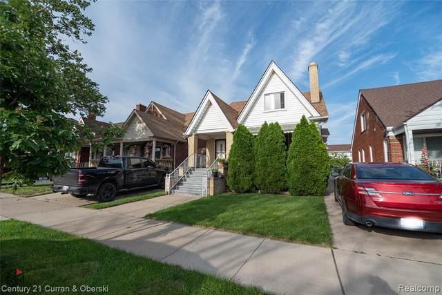 7040 Reuter St, Dearborn, MI 48126 (MLS #2210054618) :: Kelder Real Estate Group