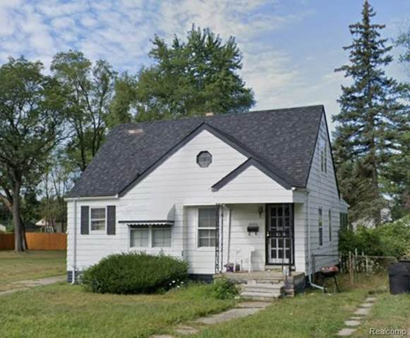 9059 Pierson St, Detroit, MI 48228 (MLS #2210055267) :: Kelder Real Estate Group
