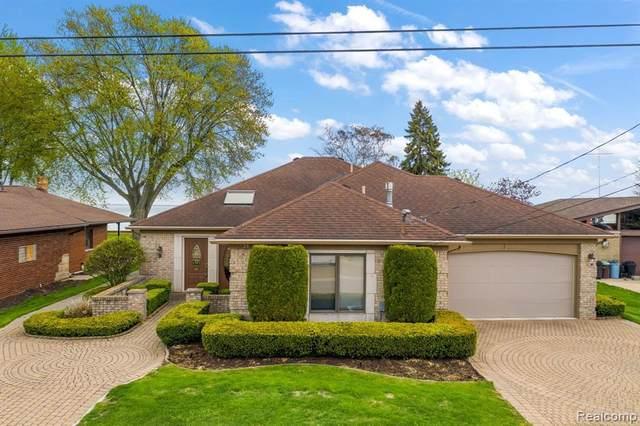 48366 Harbor Dr, Chesterfield, MI 48047 (MLS #2210055271) :: Kelder Real Estate Group