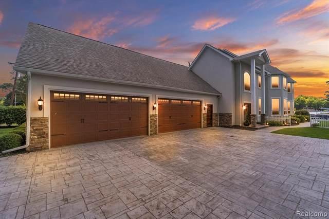 16083 Whitehead Dr, Linden, MI 48451 (MLS #2210050785) :: Kelder Real Estate Group