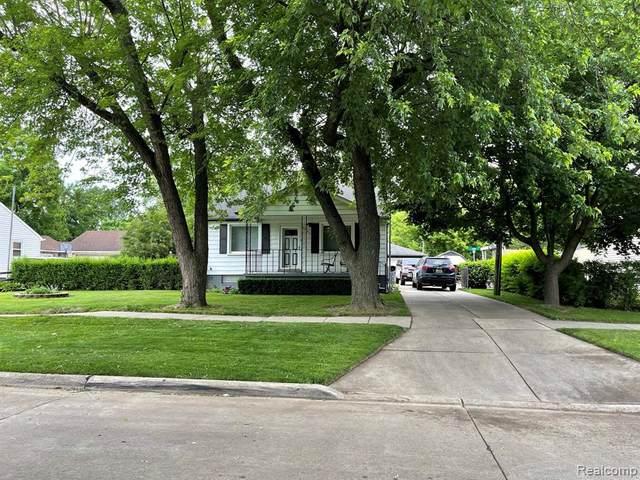 4995 Mayfair St, Dearborn Heights, MI 48125 (MLS #2210055351) :: Kelder Real Estate Group