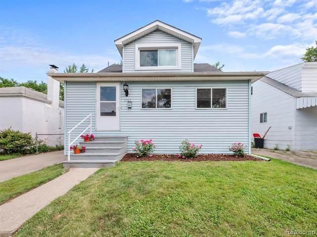 1787 Academy St, Ferndale, MI 48220 (MLS #2210055407) :: Kelder Real Estate Group