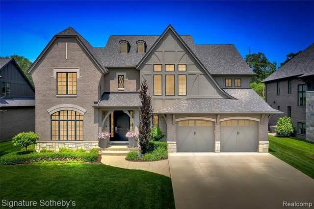 3816 Poppleton Crt, Troy, MI 48084 (MLS #2210055412) :: Kelder Real Estate Group